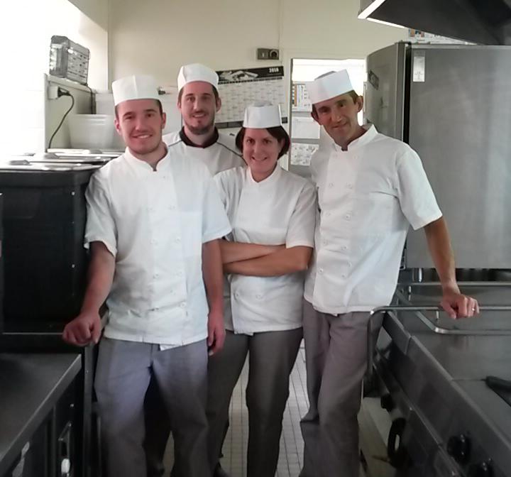 IME Castel de Navarre - équipe