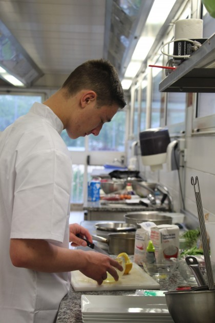 cuisine food truck pédagogique