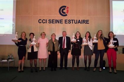 Lauréates Trophées des Femmes de l'économie - © Femmes de l'économie