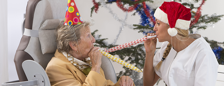 Noël en établissement médico-social - bandeau