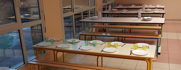 Restaurant scolaire Beaurecueil - bandeau