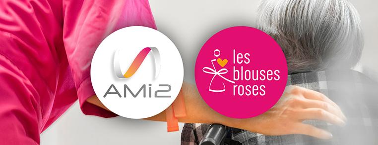 Cagnotte participative Les Blouses Roses_bandeau