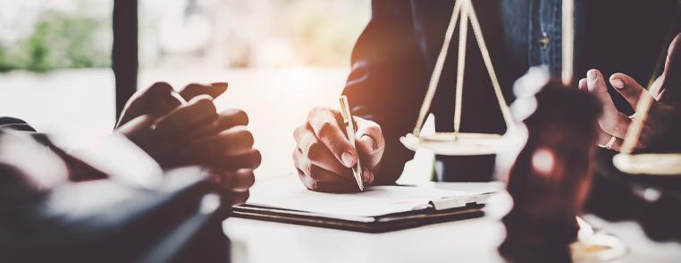 Bandeau protection juridique