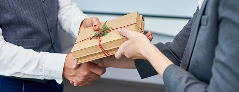 réglementation cadeaux salariés bandeau