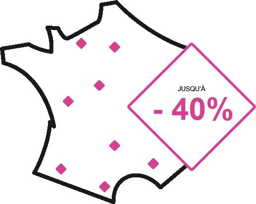 -40% audit (france)